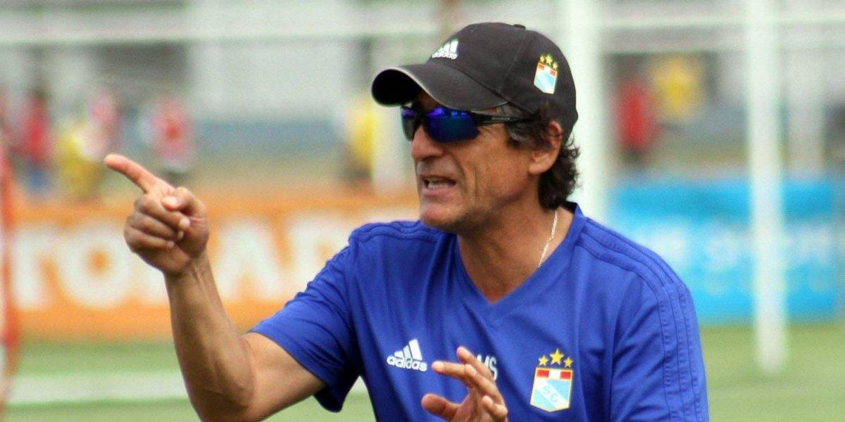Se acabó el invicto: Mario Salas sufrió su primera derrota con Sporting Cristal