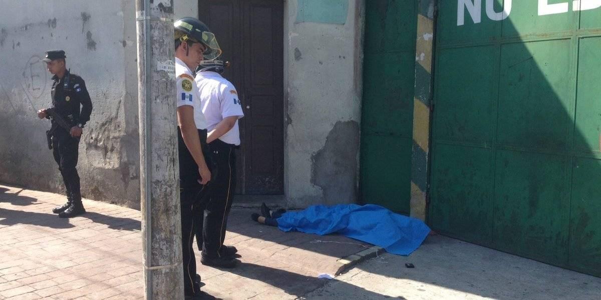 Aura Marina López, asesinada durante asalto en zona 1