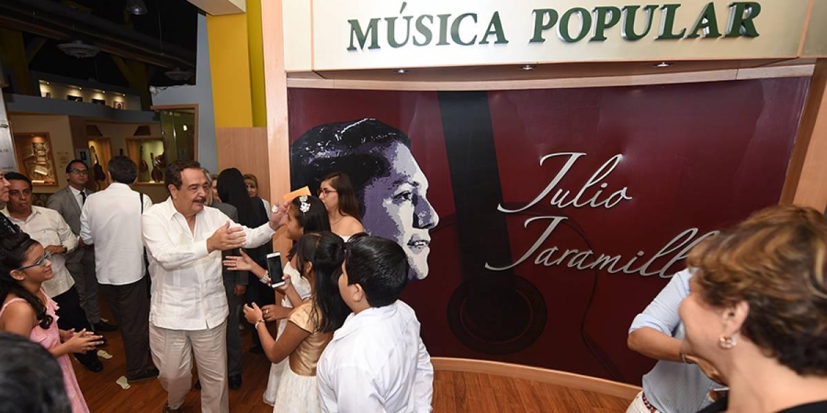 Museo 'Julio Jaramillo' celebró 10 años de labores