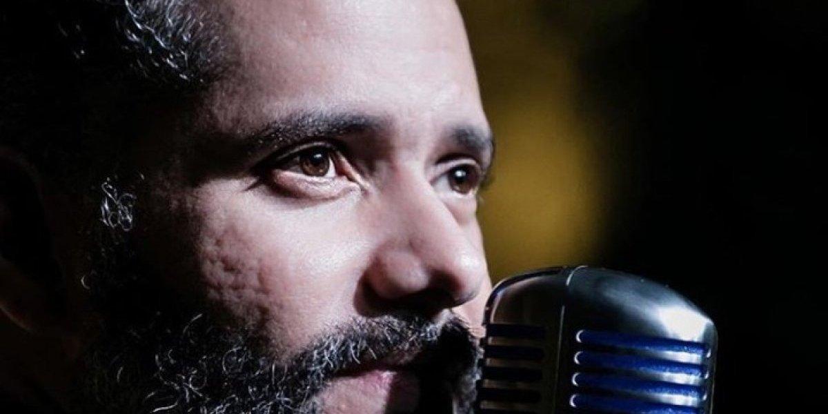 Artista. Pavel canta hoy en el Teatro Karl Marx de Cuba