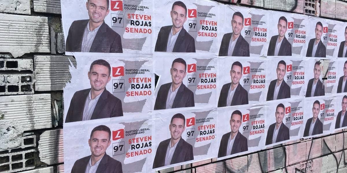 ¿Quiénes son los políticos que ensucian Bogotá con su publicidad?