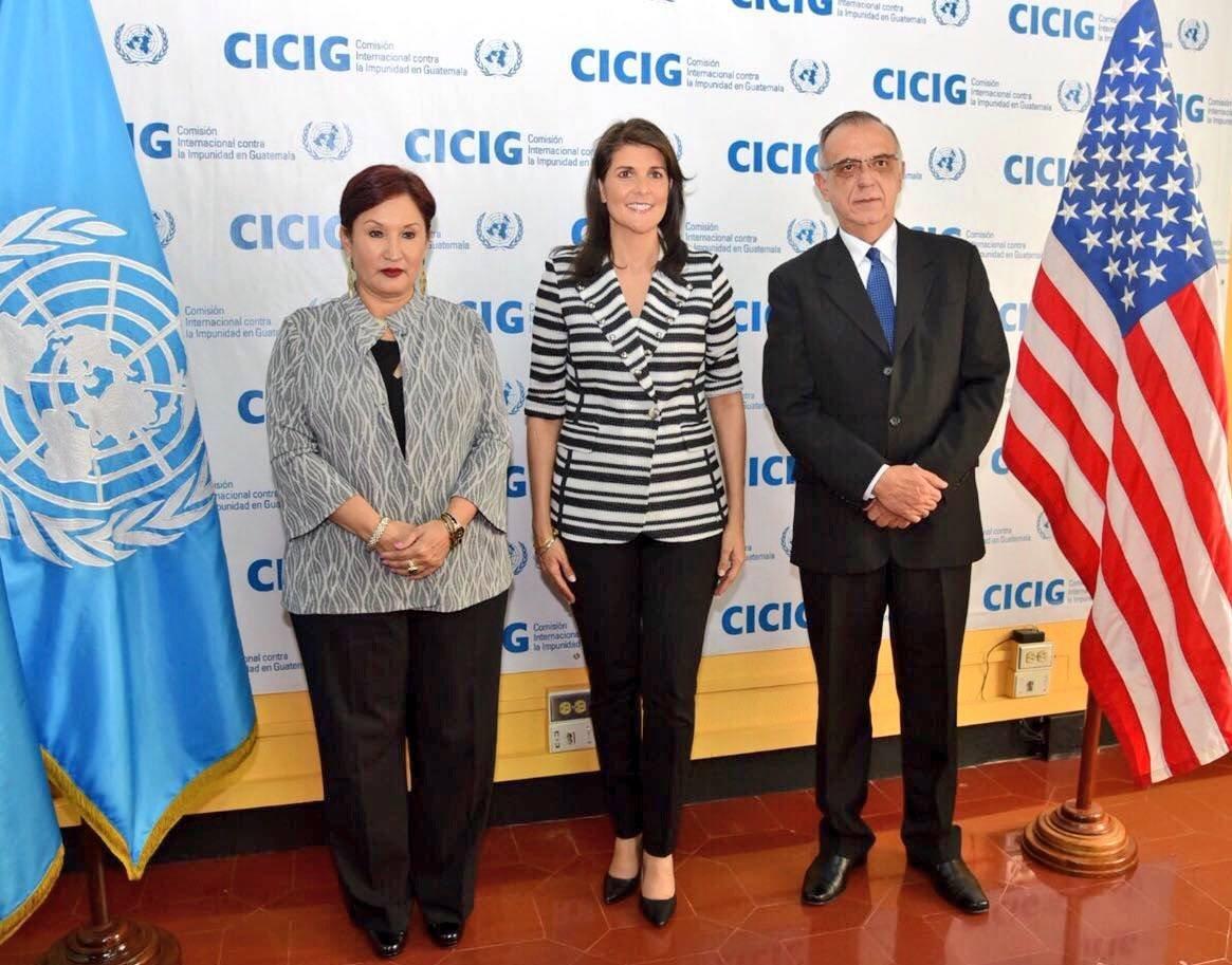 embajada de EE. UU. en Guatemala