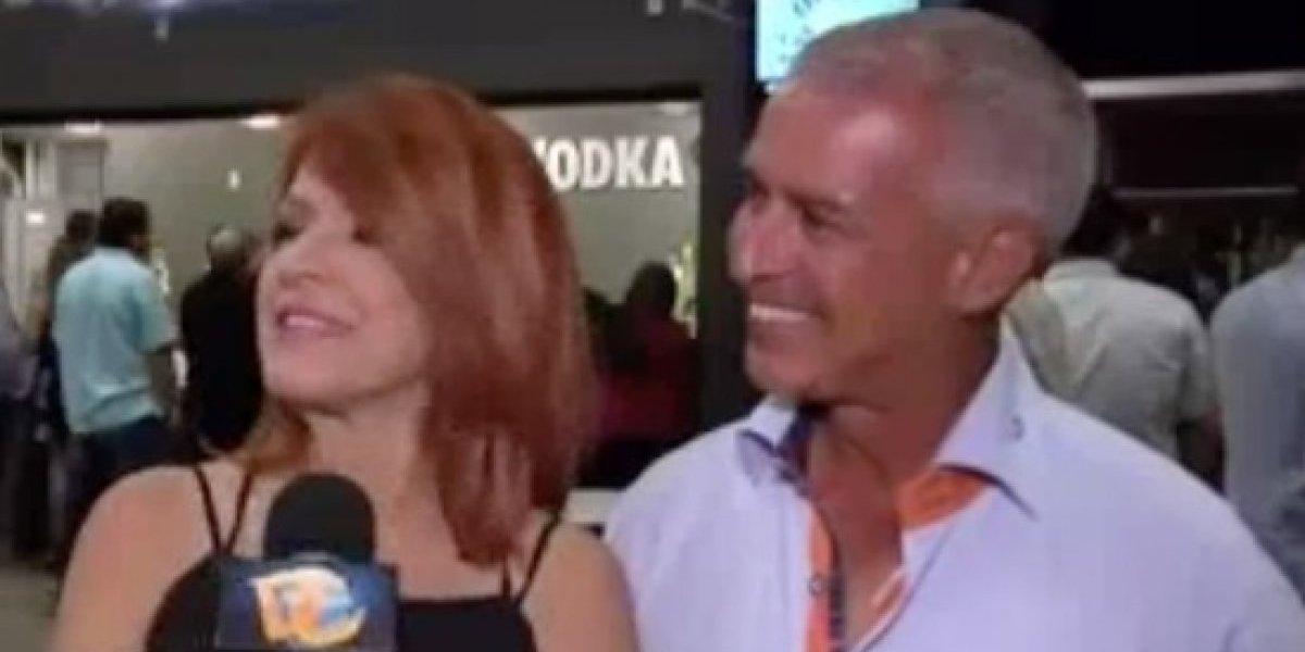 Reportera boricua presenta a su nuevo galán