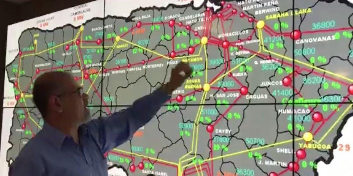 Se reporta apagón en varios sectores del área metropolitana