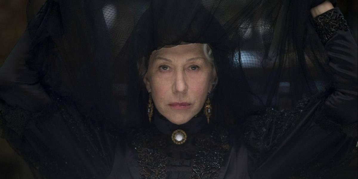 Helen Mirren se torna vítima da maldição das almas (e das armas) em novo filme