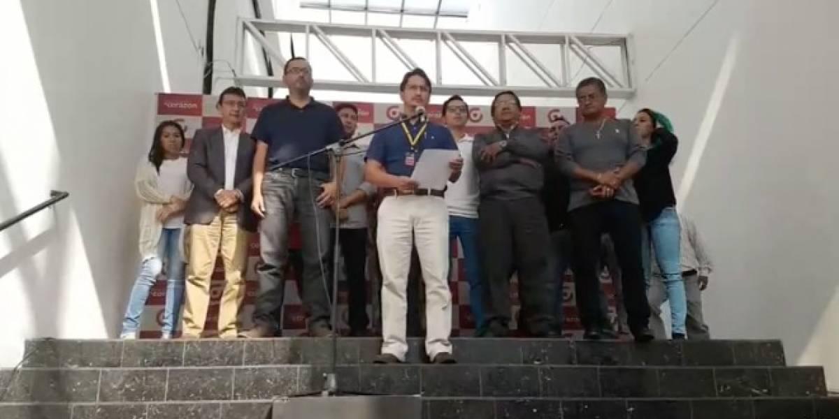 Mauricio Herrera de Gamavisión al Estado: Ustedes y su conciencia saben lo que tienen que hacer