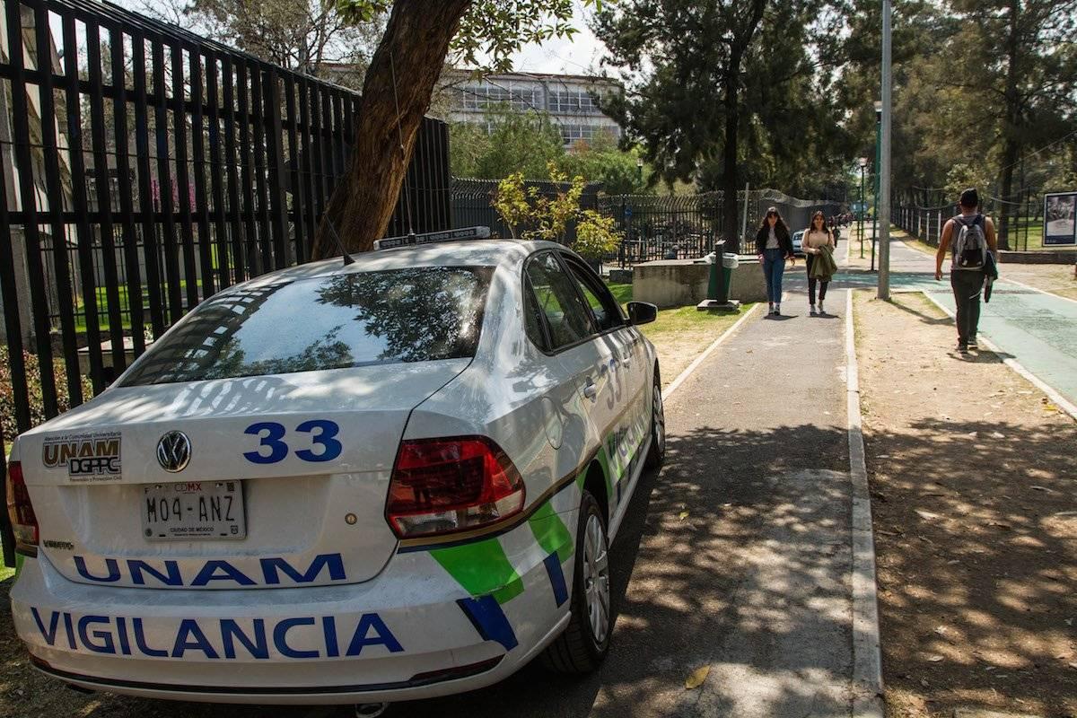 UNAM Seguridad