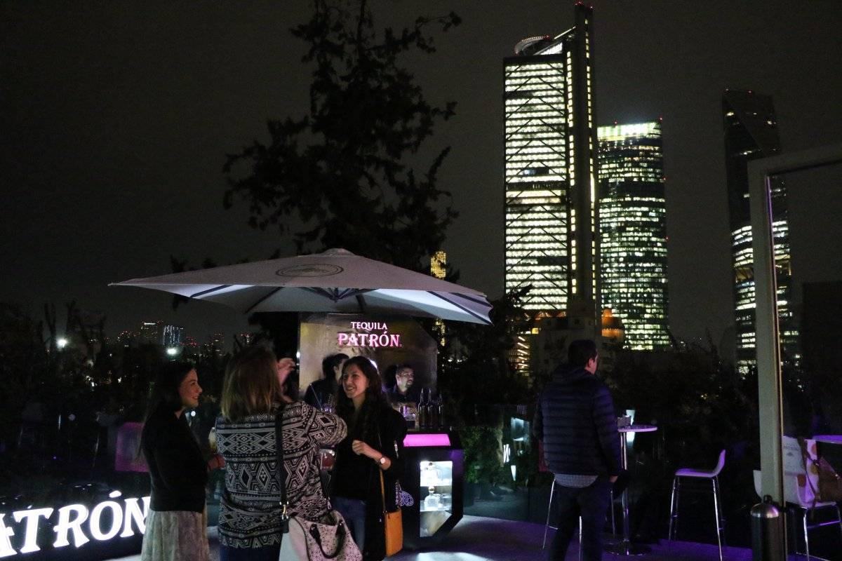 Celebridades festejaron el Día Internacional de la Margarita con Tequila Patrón Cecilia Borja