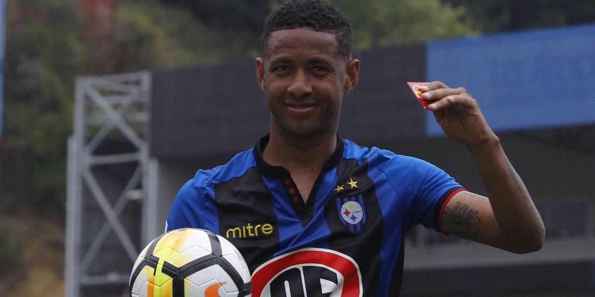 """El Fantasmita Torres mete miedo a Colo Colo y a Paredes: """"Espero marcar muchos goles más"""""""