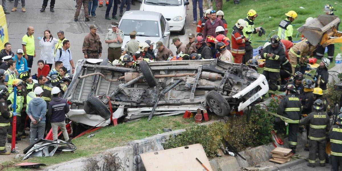 Llaman a donar sangre para ayudar a lesionados tras volcamiento de bus en Valparaíso