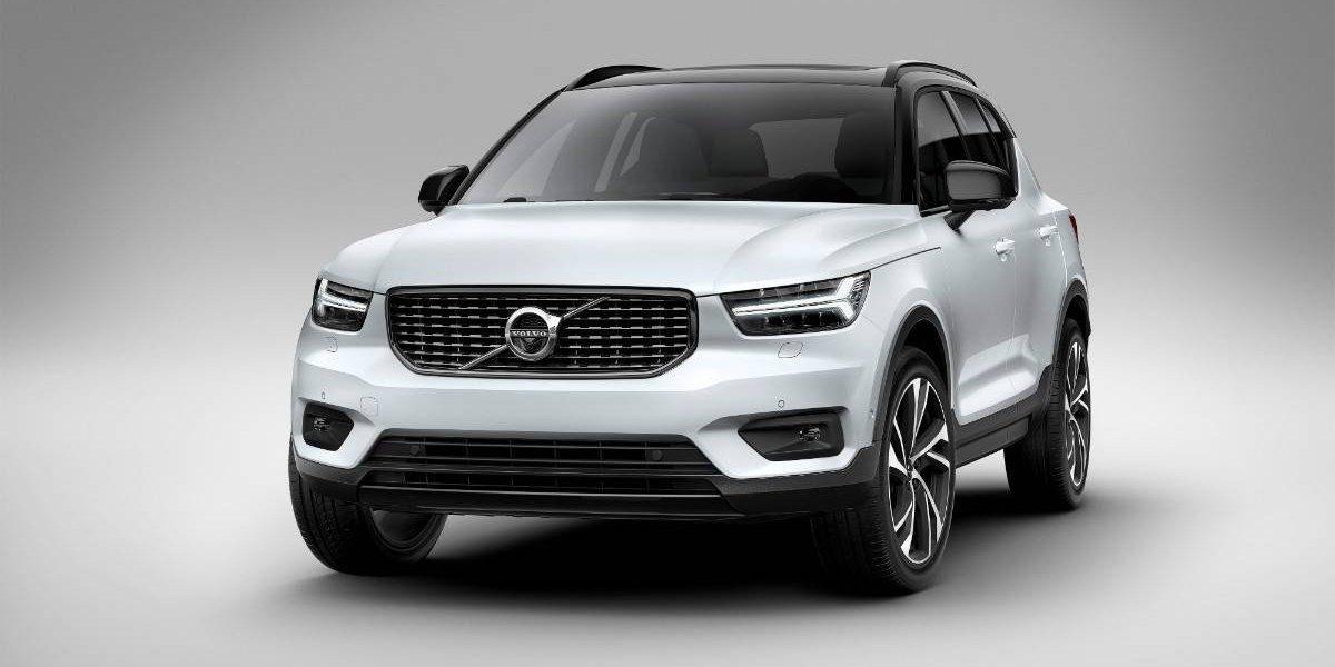 Volvo habilita sitio web para reservar el All New XC40