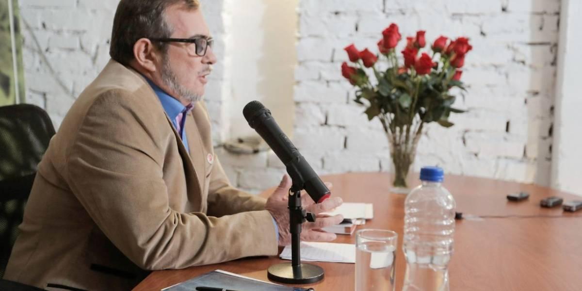 'Timochenko' fue hospitalizado de urgencia en Fusagasugá