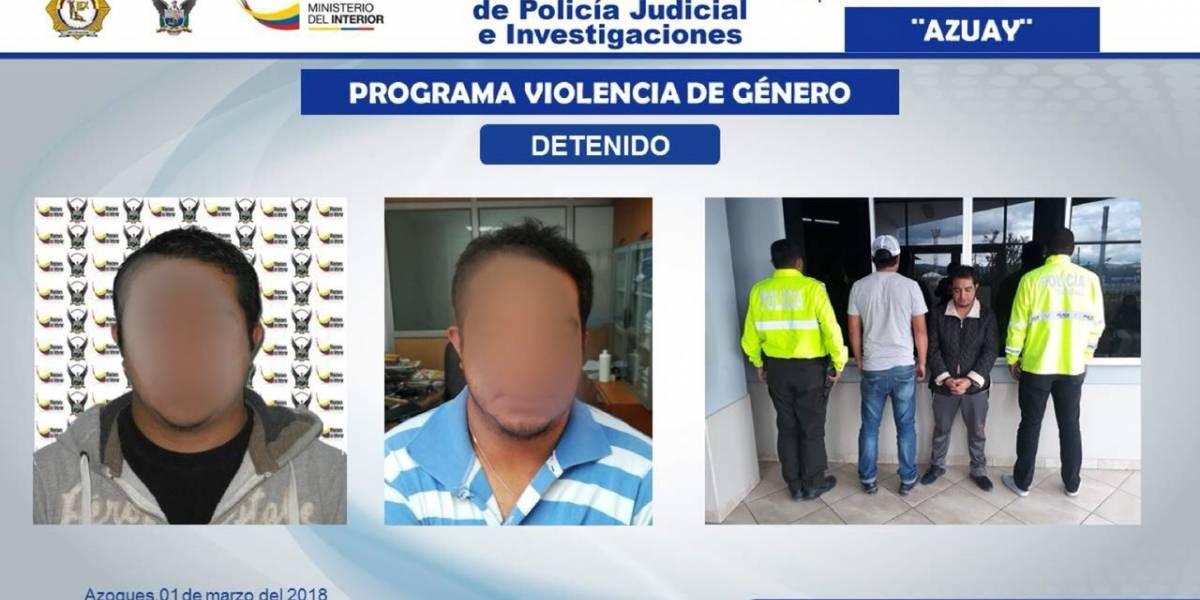 Segundo 'Más Buscado' de Azuay fue detenido