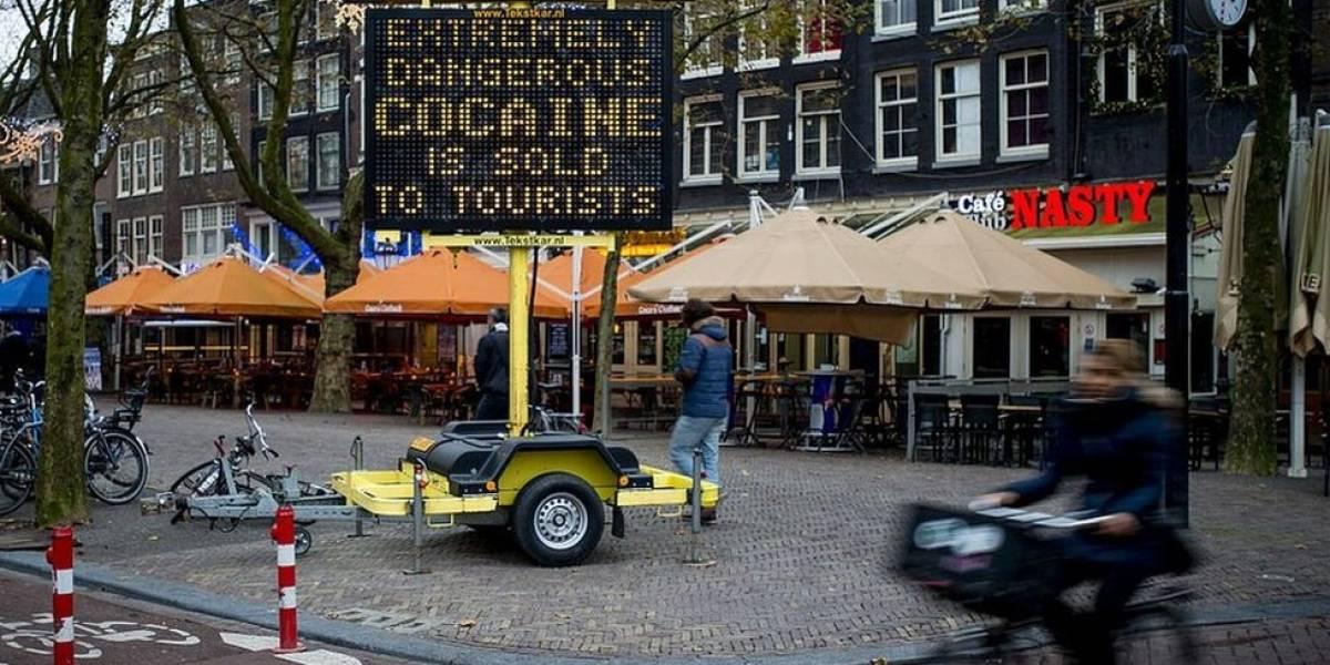"""Por que o sindicato da polícia da Holanda afirma que o país está virando um """"narcoestado""""?"""
