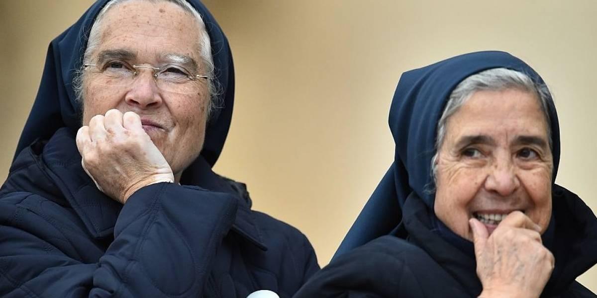 Una monja sufría dolores abdominales y descubrió que estaba embarazada