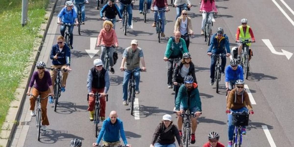 Participe en Bogotá de un recorrido en 'bici' de 40 kilómetros
