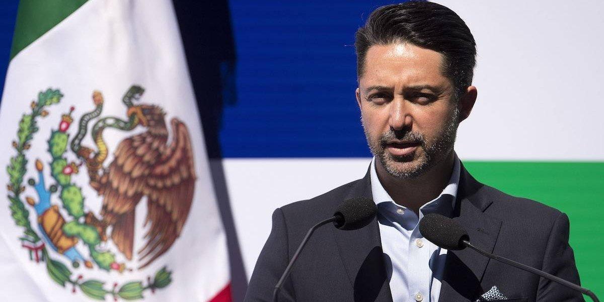 ¿Quién es Yon de Luisa, el nuevo presidente de la Federación Mexicana de Futbol?
