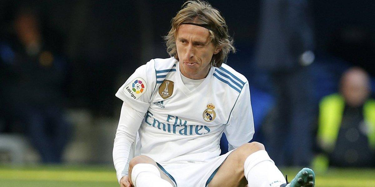 El grave problema judicial que enfrenta Luka Modric