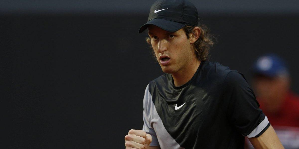 Jarry logra reeditar la época dorada del tenis chileno en los torneos de arcilla latinoamericanos