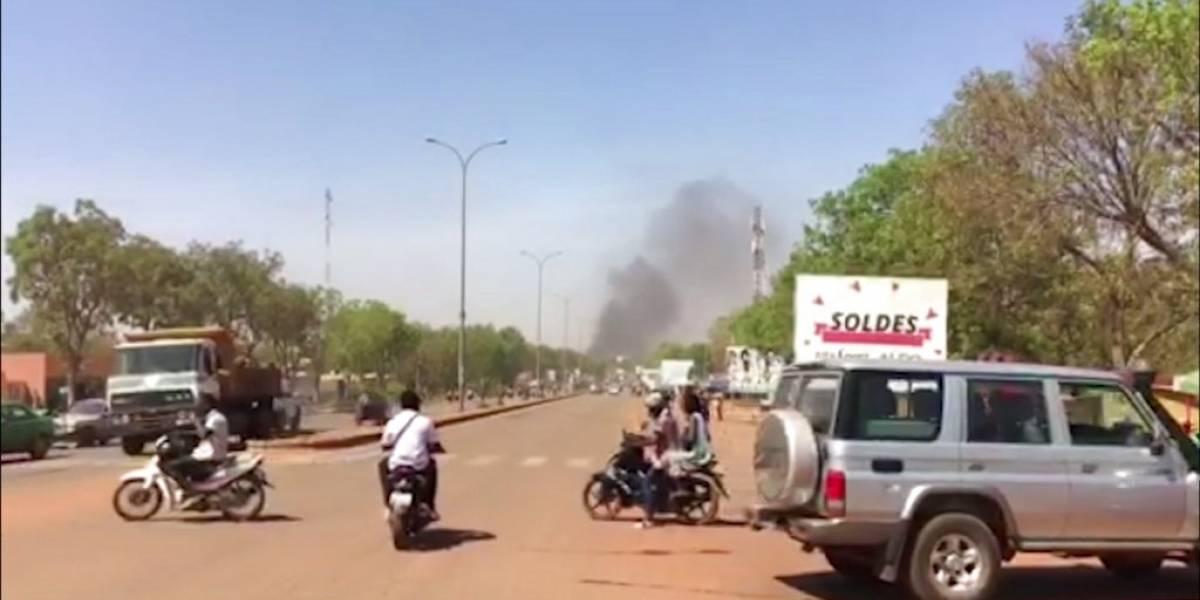 """Atacan zona diplomática de la capital de Burkina Faso gritando """"¡Alá es grande!"""""""