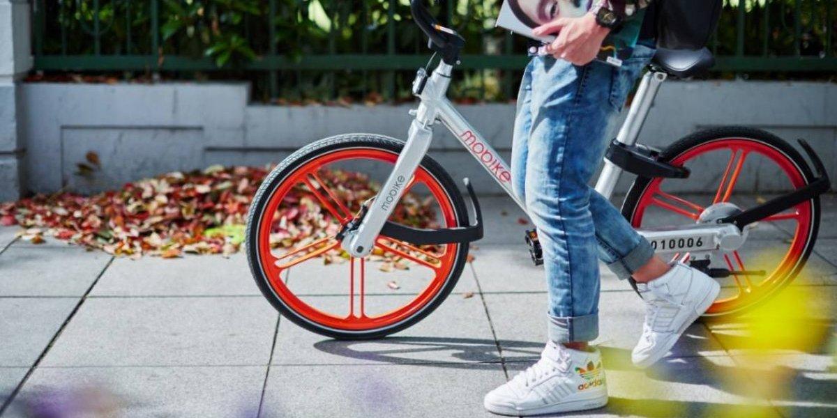 Usó una de las famosas Mobike para ir al trabajo pero lo que pasó después se transformó en la mejor anécdota con estas bicicletas