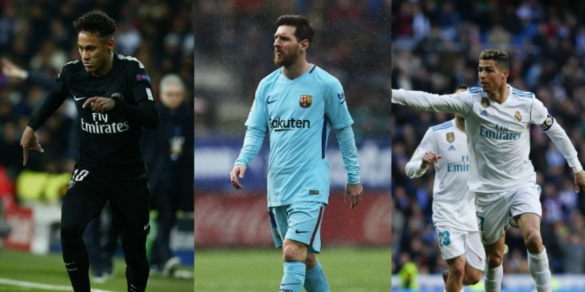 Conoce a los 20 futbolistas más valiosos que estarán en Rusia 2018