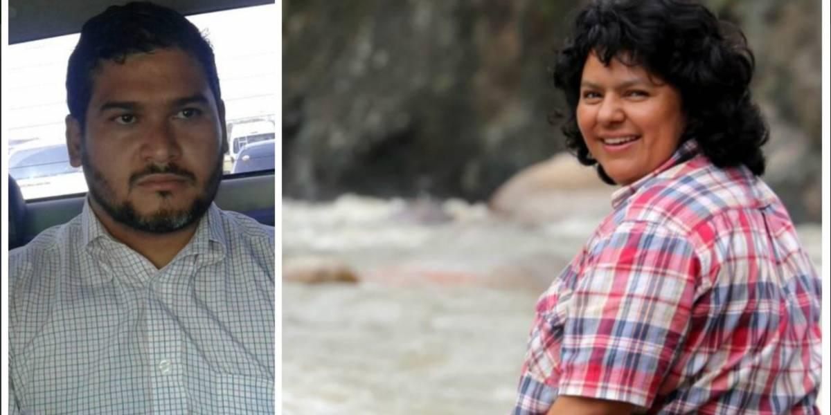 Capturan al presunto autor del asesinato de Berta Cáceres