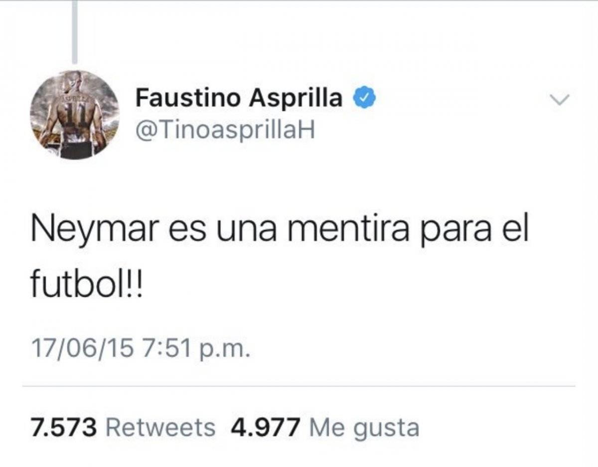 Recuperación de Neymar