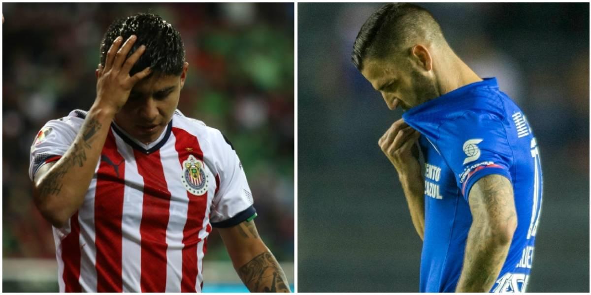 Chivas y Cruz Azul, de los equipos beneficiados por la eliminación del descenso en la Liga MX