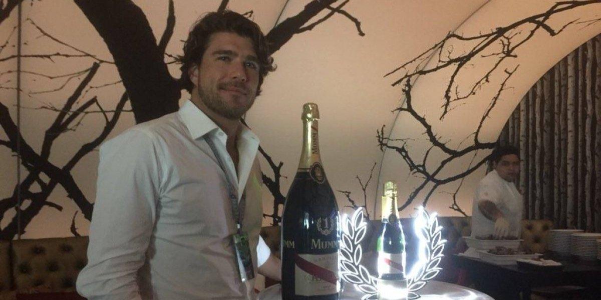 Presentan bebida para celebración de Fórmula E