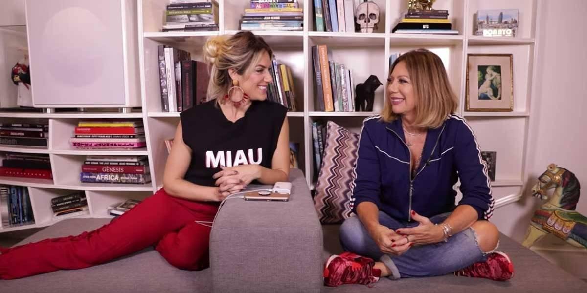 Giovanna Ewbank revela 'paixão' de sua mãe por Bruno Gagliasso