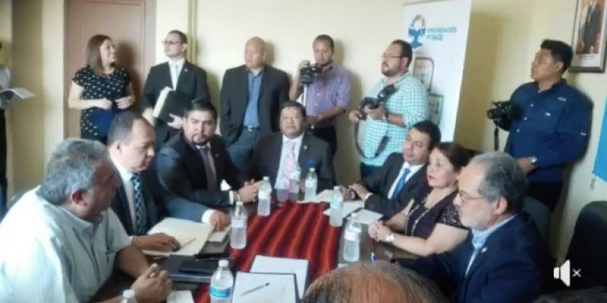 Autoridades de la Fedefut y la CDAG tendrán una reunión crucial en el Congreso
