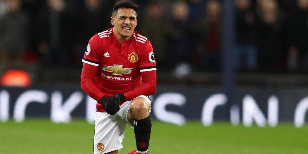 """Mourinho le pone presión a Sánchez: """"Estoy seguro que Alexis puede hacer una temporada mejor"""""""