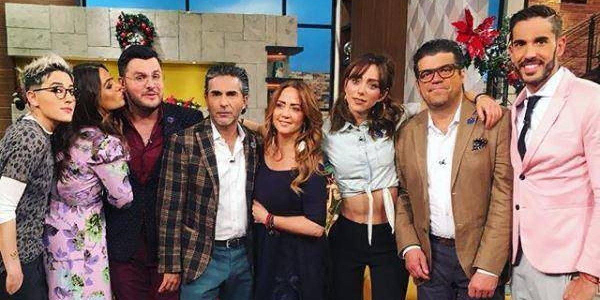 Productora de Hoy revela el salario real de Andrea Legarreta y Galilea Montijo