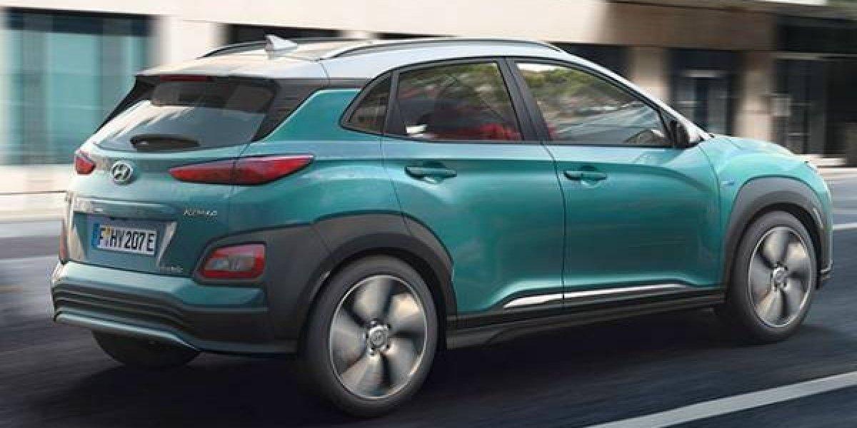 Hyundai lanza la versión eléctrica del Kona