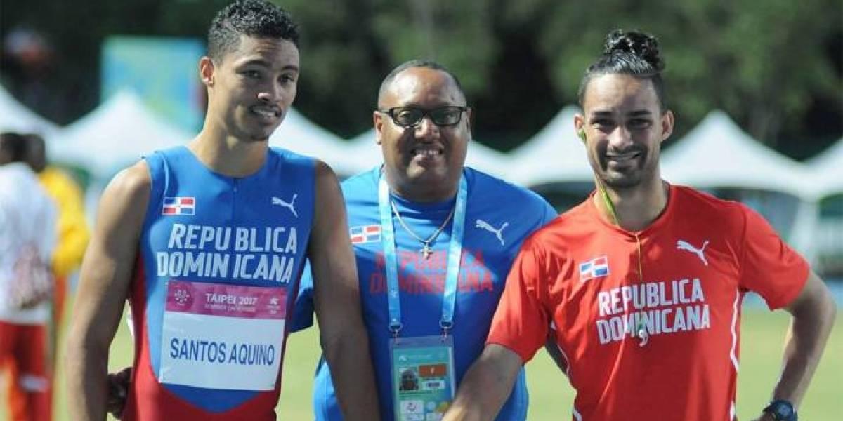 Luguelín Santos va este sábado a la final en Mundial Bajo Techo