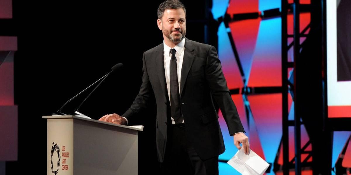 Jimmy Kimmel tem missão difícil como apresentador do Oscar em meio à campanha #MeToo
