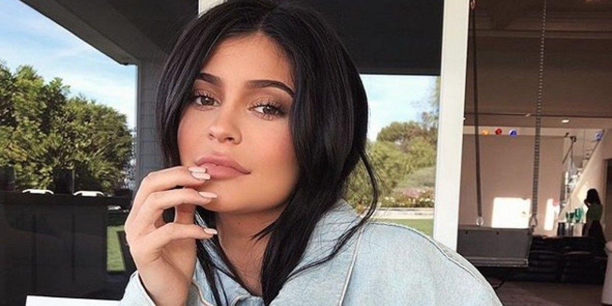 Kylie Jenner presenta a Stormi Webster con dos fotografías en Instagram