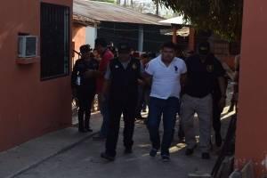 Marcos Oswaldo Azurdia, capturado por crimen de periodista