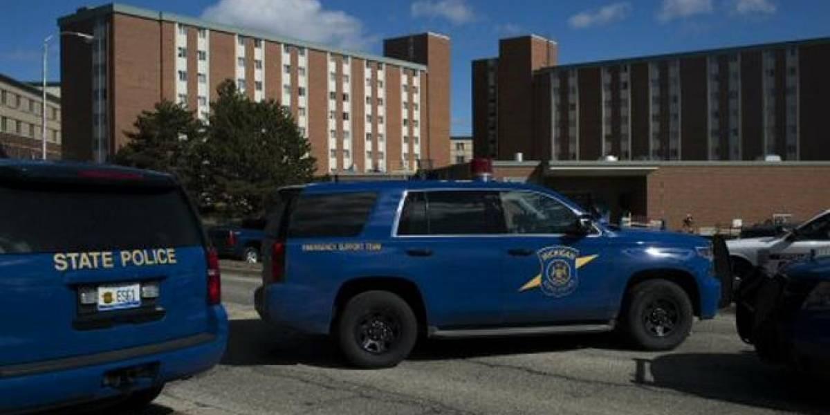 Dos muertos en un tiroteo en una universidad de Michigan en EE.UU.