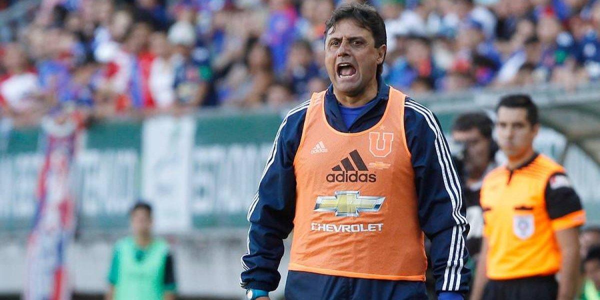 """Hoyos palpita la Libertadores con la U: """"Es una de las más difíciles en el último tiempo"""""""