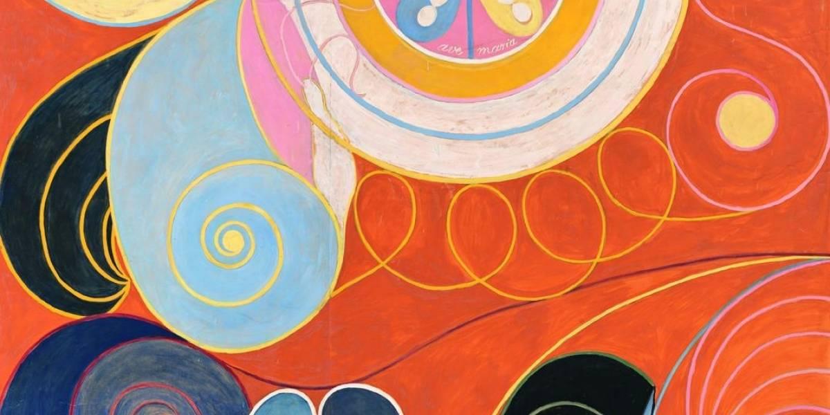 Pinacoteca abre mostra que celebra abstracionismo da artista sueca Hilma af Klint