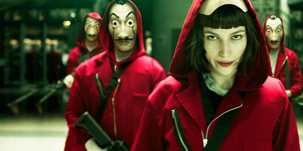 Netflix assume La Casa de Papel, mas ainda não confirma 3º ano, diz site espanhol