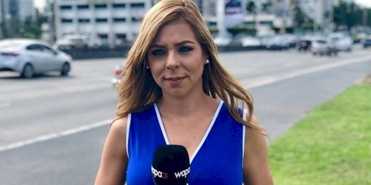 Periodista Maricarmen Ortiz arroja positivo a COVID