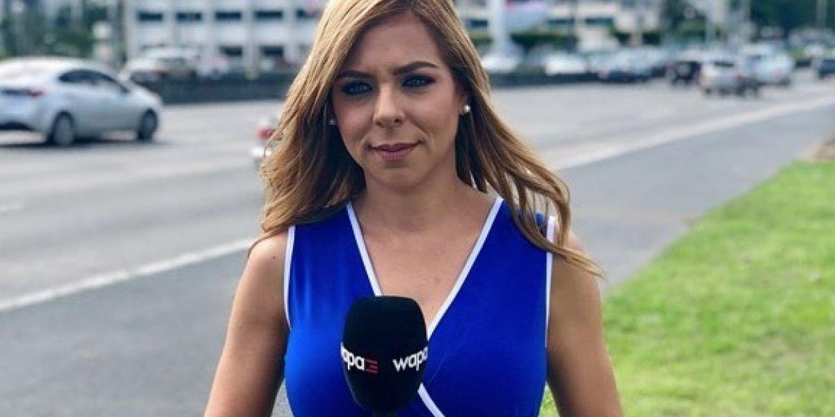 Reportera da salto a Wapa TV
