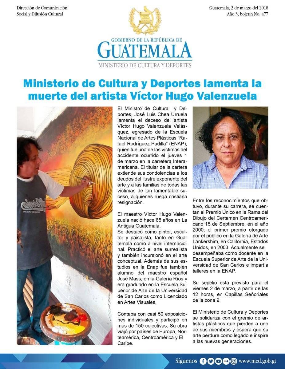 Víctor Hugo Valenzuela