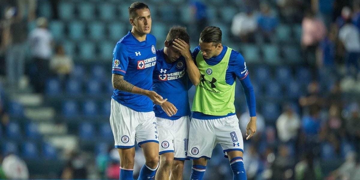 iInsoportable! Cruz Azul agrava crisis con derrota en casa ante Querétaro