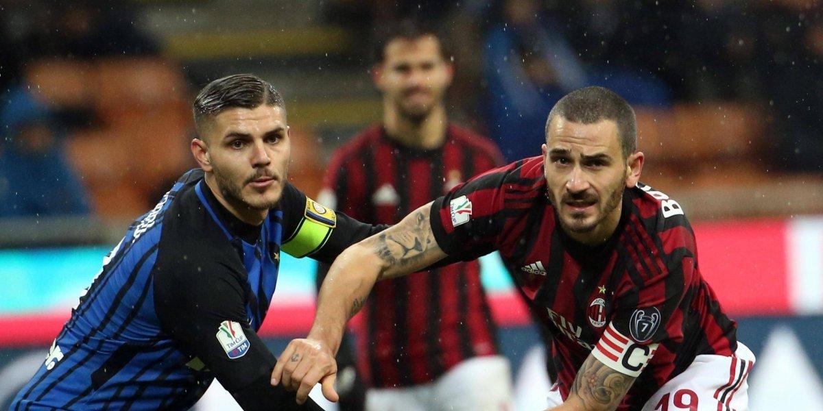 ¡Resurrección! Milan e Inter protagonizan un derbi para soñar con Champions