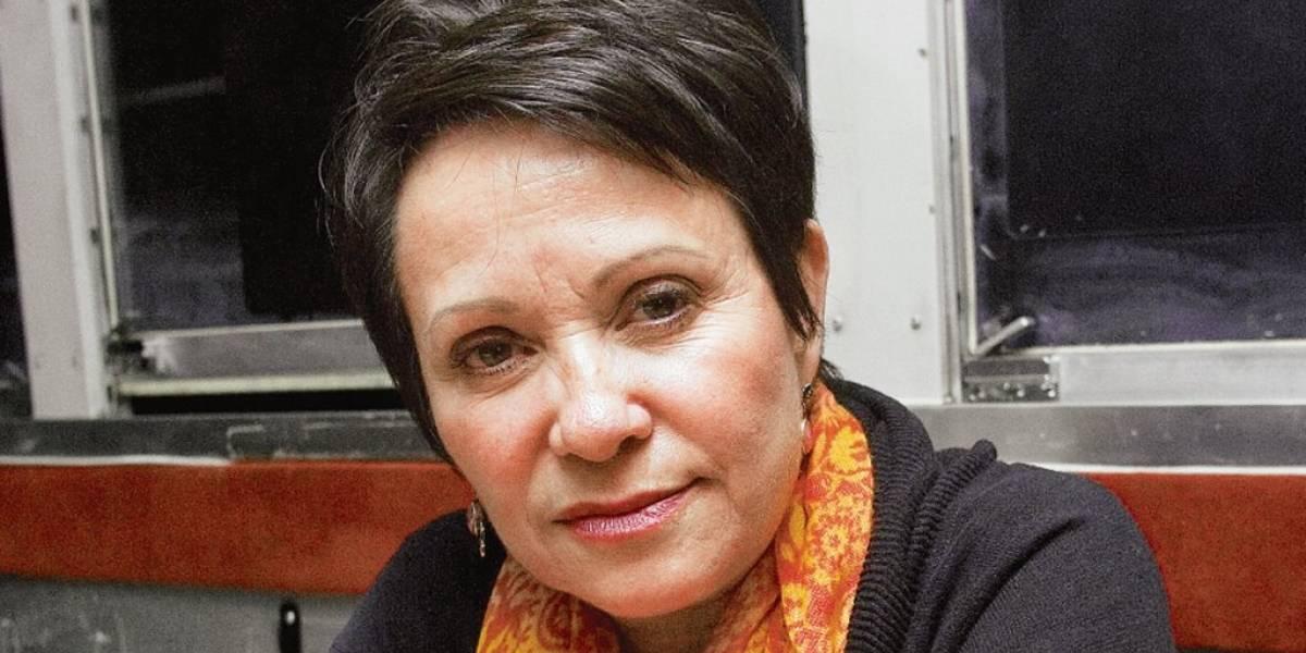 Adriana Barraza deposita voto de confianza en Guillermo del Toro