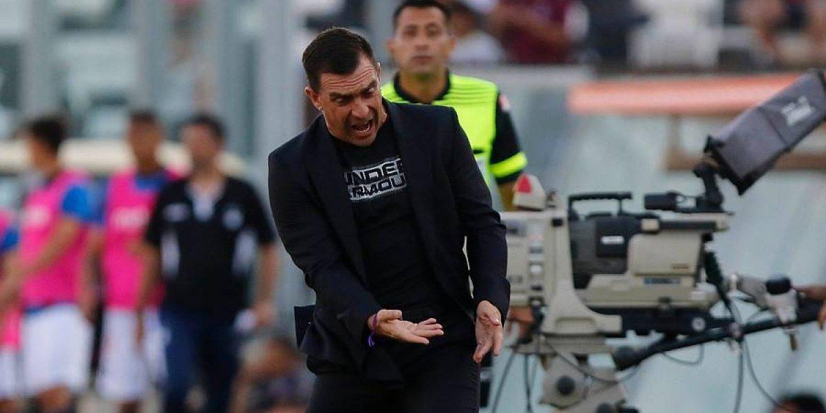 """Guede y la victoria sobre Huachipato: """"Los jugadores sacaron el amor propio, había que ganar y se ganó"""""""